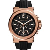 watch only time man Michael Kors MK8184