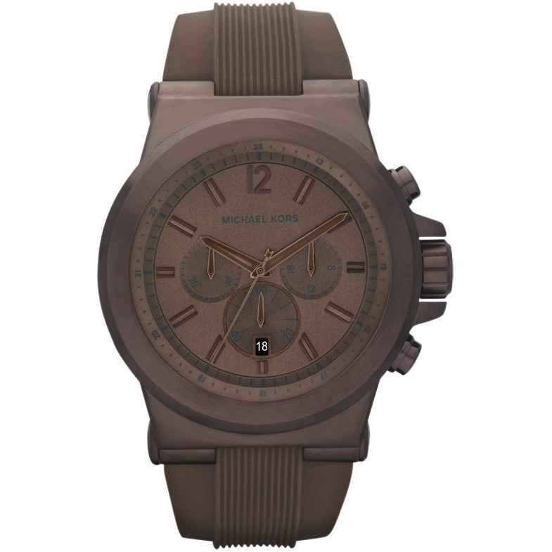 watch only time man Michael Kors MK8216
