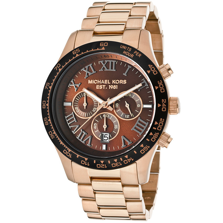 watch only time man Michael Kors MK8247