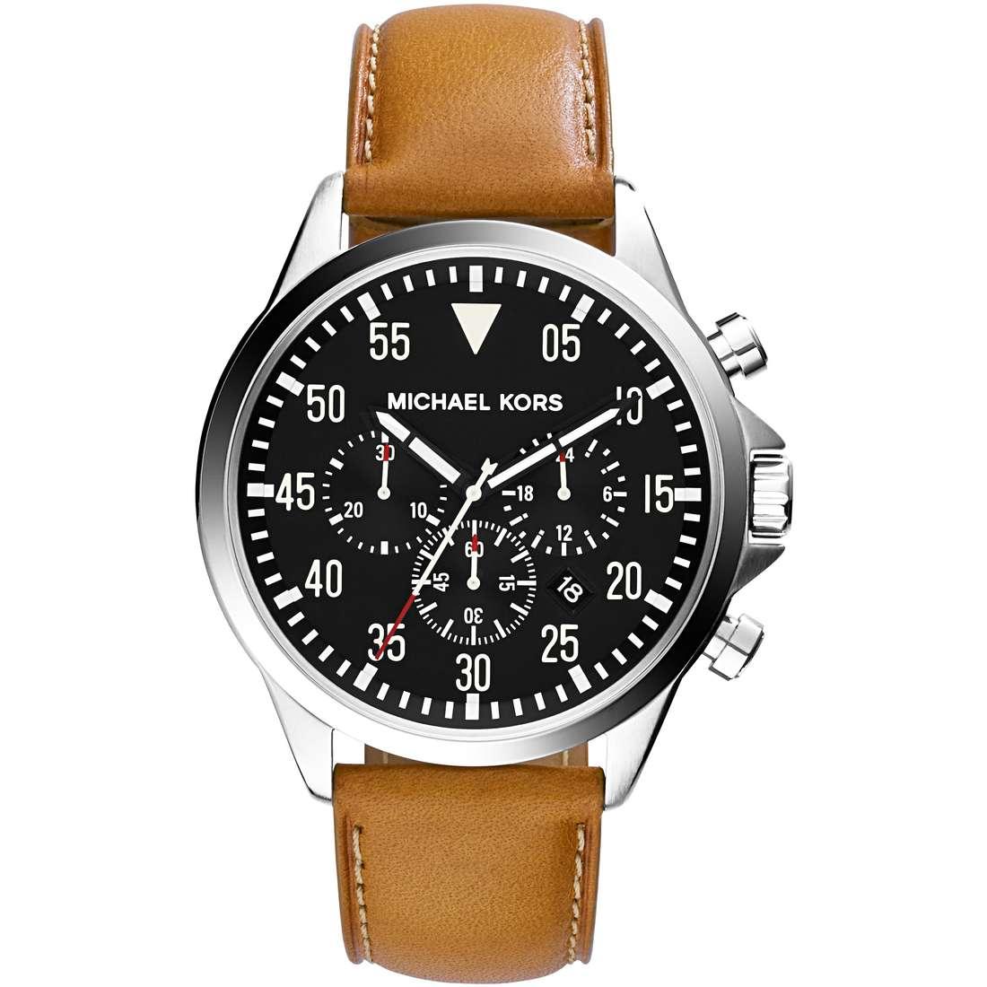 watch only time man Michael Kors MK8333