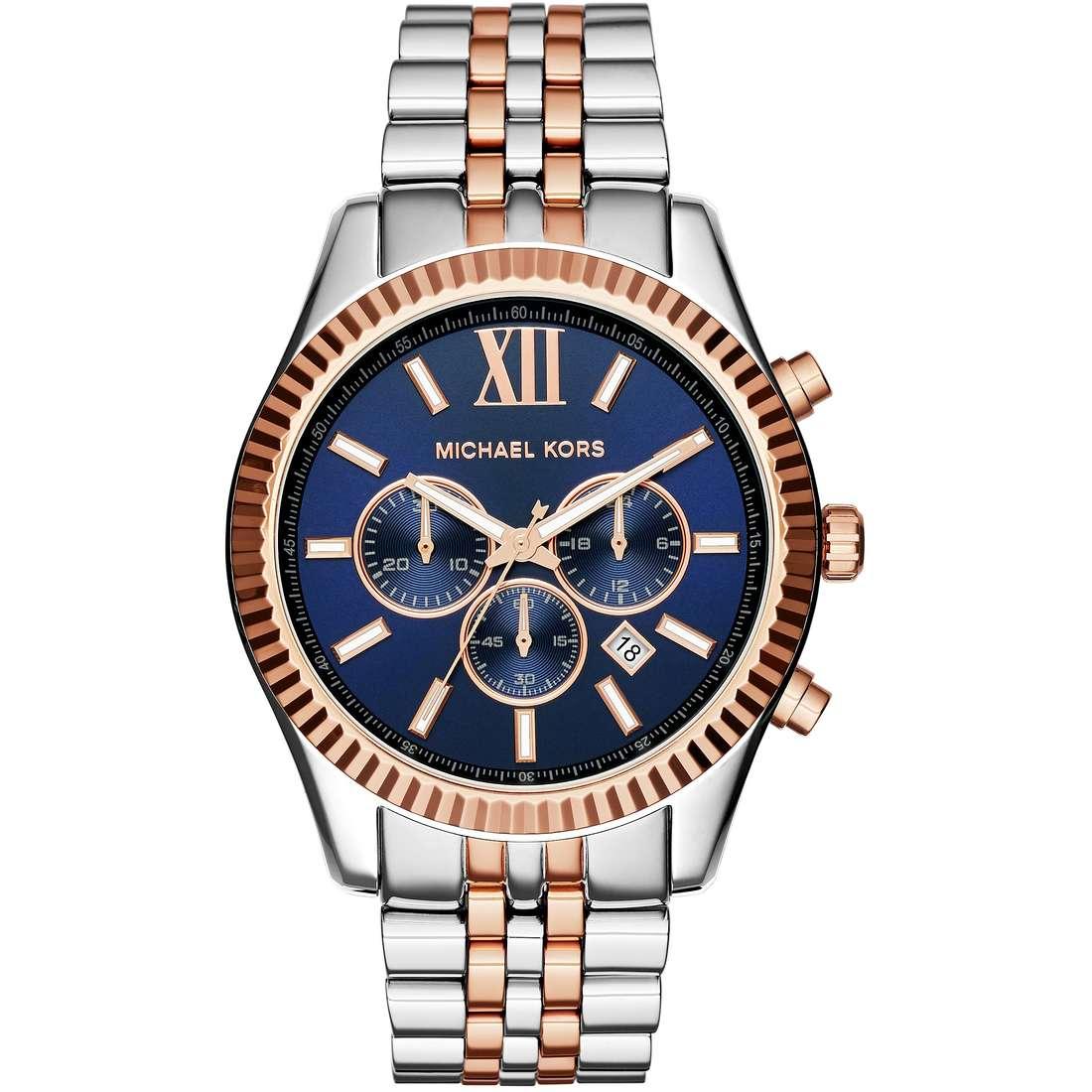watch only time man Michael Kors MK8412