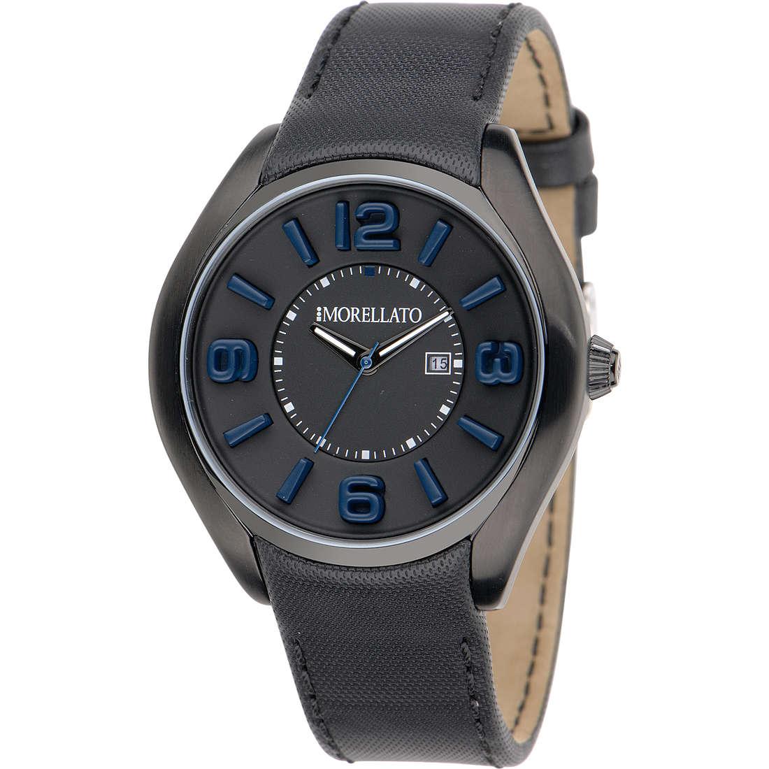 watch only time man Morellato Black & White R0151104003