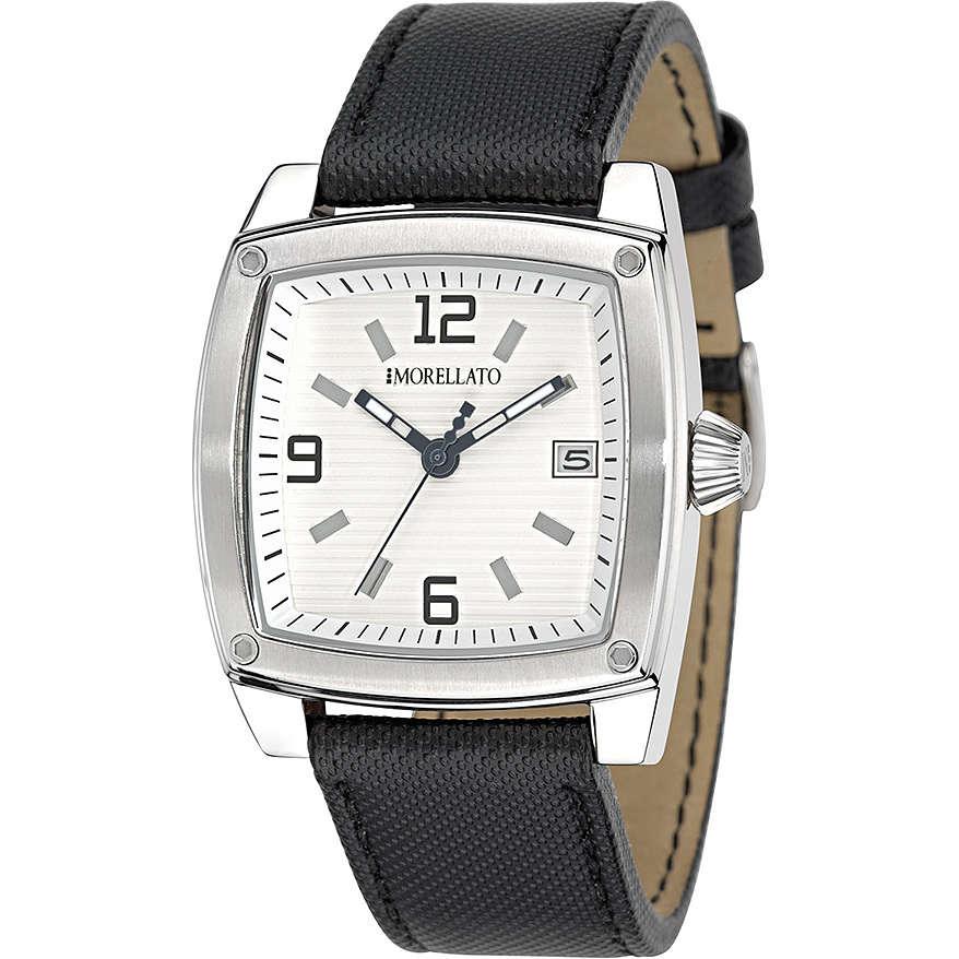 watch only time man Morellato Black & White SIE005