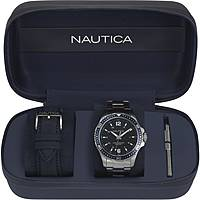 watch only time man Nautica Freeboard NAPFRB013