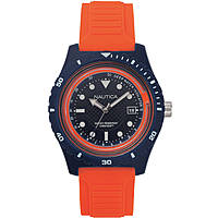watch only time man Nautica Ibiza NAPIBZ004