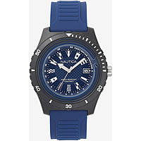 watch only time man Nautica Ibiza NAPIBZ008