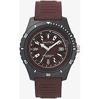 watch only time man Nautica Ibiza NAPIBZ010