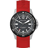 watch only time man Nautica Maui NAPMAU003
