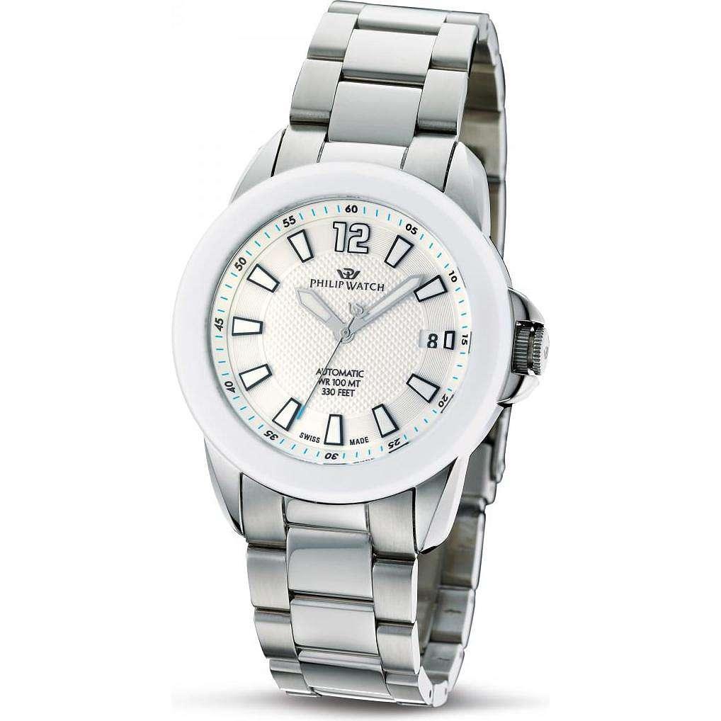 watch only time man Philip Watch Cruiser R8223194015