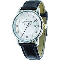 watch only time man Philip Watch Kent R8251178004