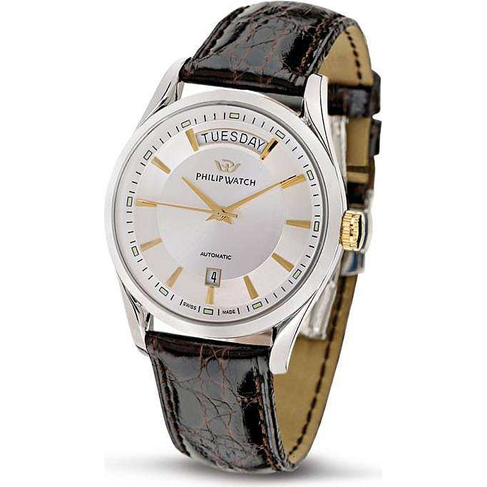 watch only time man Philip Watch Sunray R8221680001