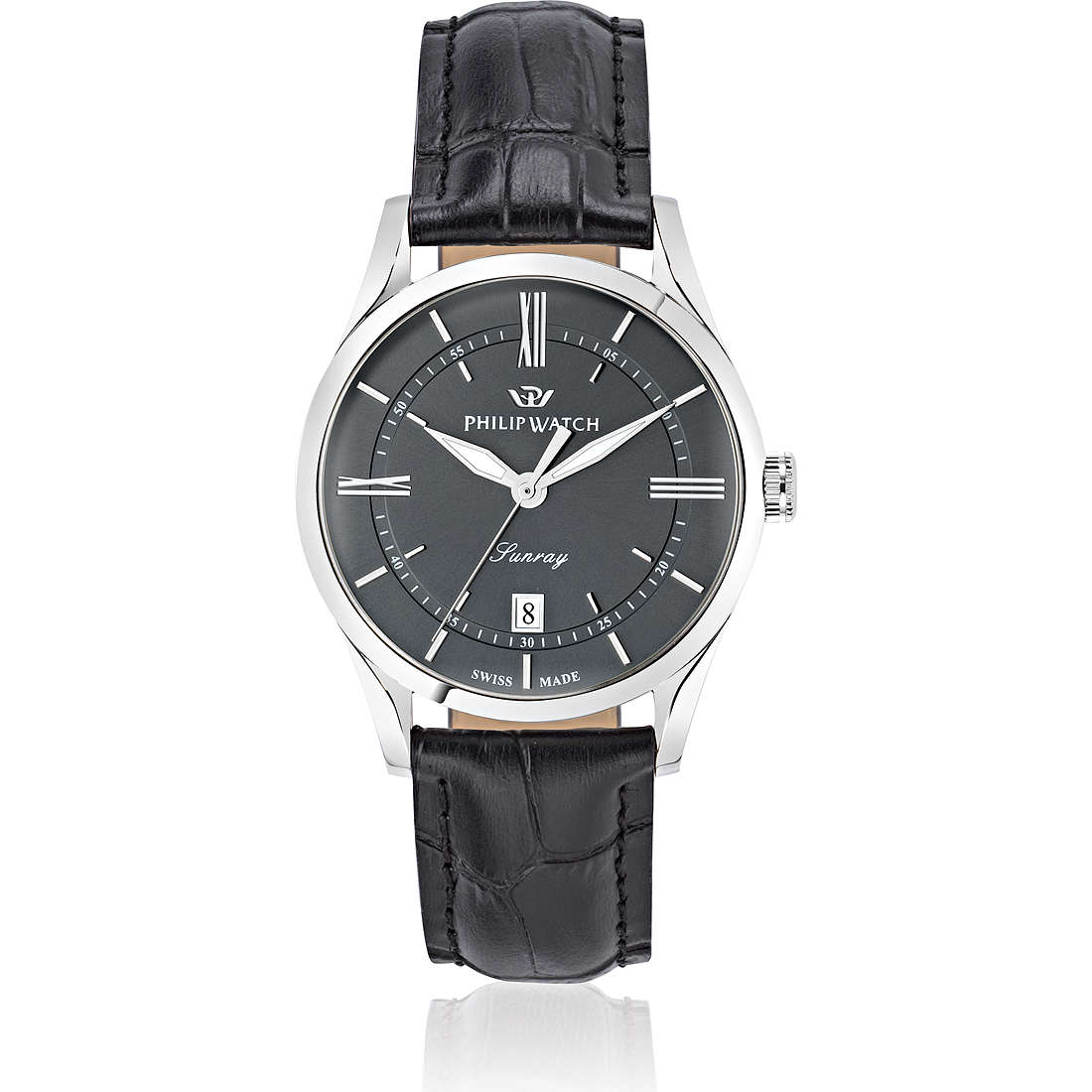 watch only time man Philip Watch Sunray R8251180007