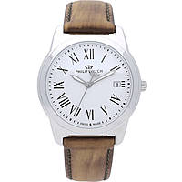 watch only time man Philip Watch Timeless R8251495002