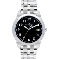 watch only time man Philip Watch Timeless R8253495001