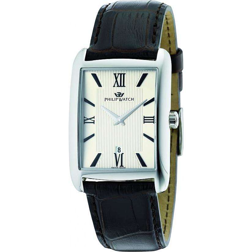 watch only time man Philip Watch Trafalgar R8251174001