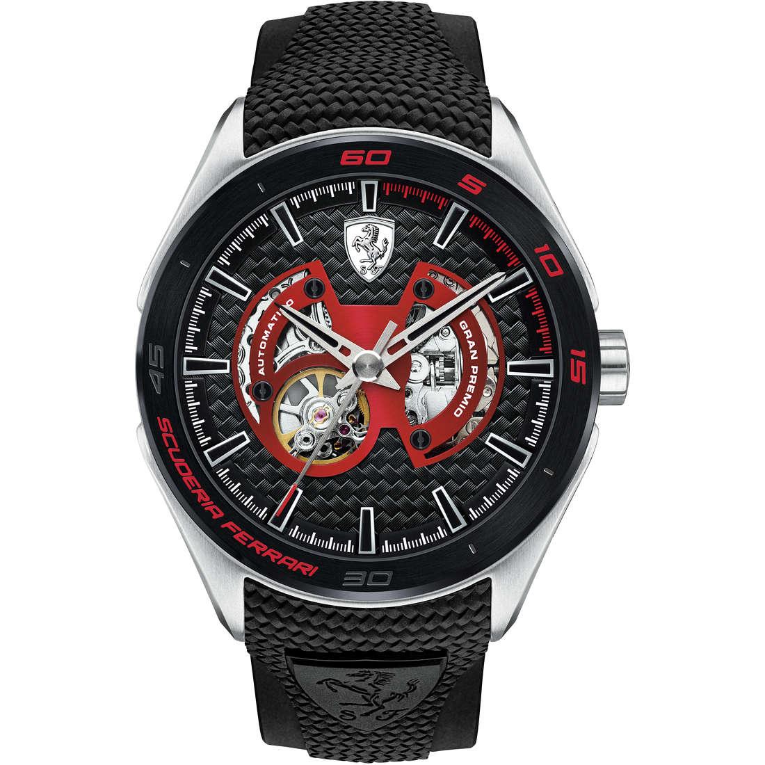 watch only time man Scuderia Ferrari Gran Premio FER0830348