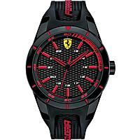 watch only time man Scuderia Ferrari Red FER0830245