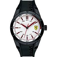 watch only time man Scuderia Ferrari Red FER0830300