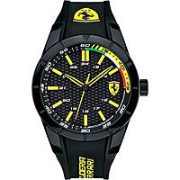 watch only time man Scuderia Ferrari Red FER0830302