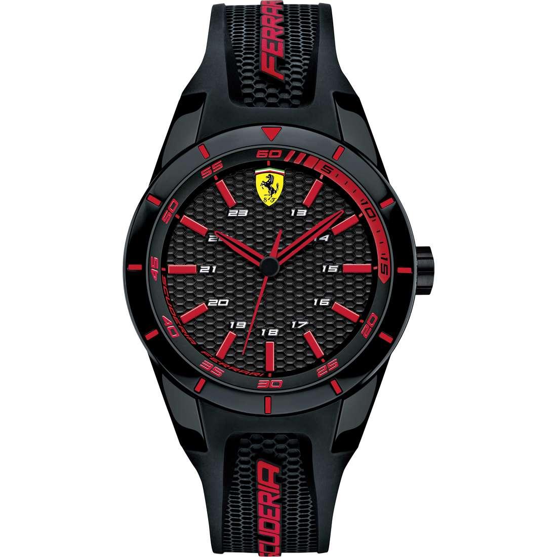 watch only time man Scuderia Ferrari Red FER0840004