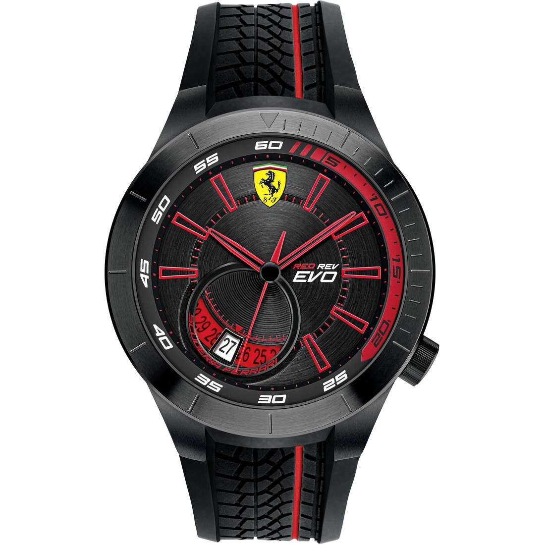 watch only time man Scuderia Ferrari Redrev Evo FER0830339