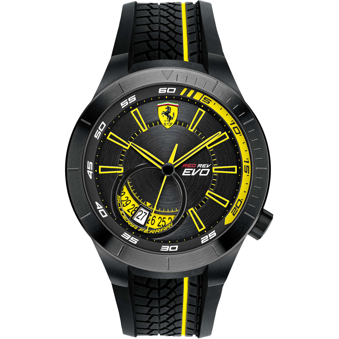 watch only time man Scuderia Ferrari Redrev Evo FER0830340