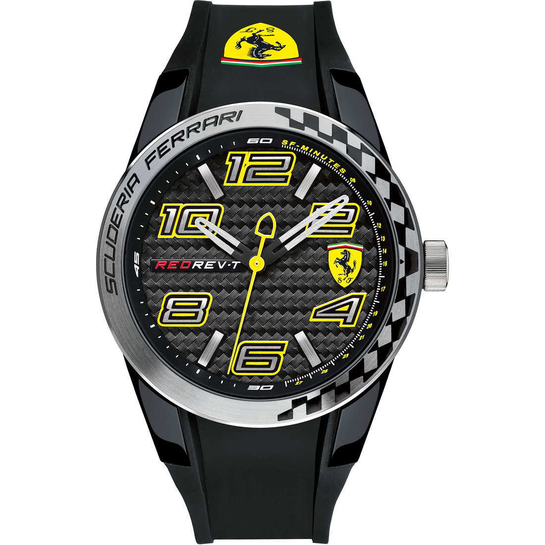 watch only time man Scuderia Ferrari Redrev FER0830337