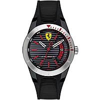 watch only time man Scuderia Ferrari Redrev T FER0840014