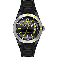watch only time man Scuderia Ferrari Redrev T FER0840015