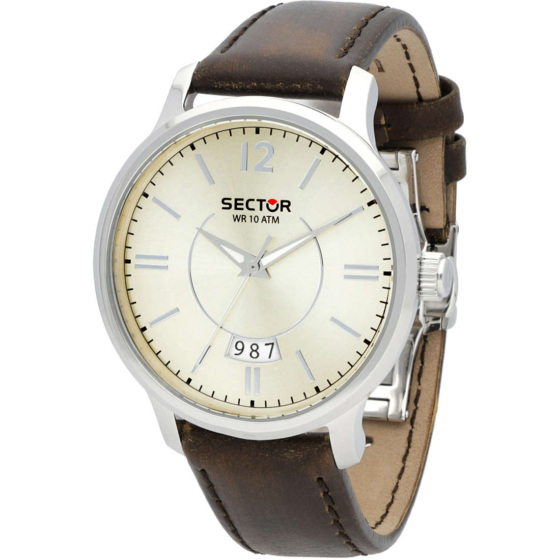 watch only time man Sector 640 R3251593002