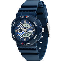 watch only time man Sector Ex-15 R3251515001