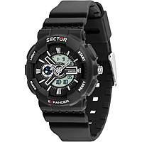 watch only time man Sector Ex-15 R3251515002