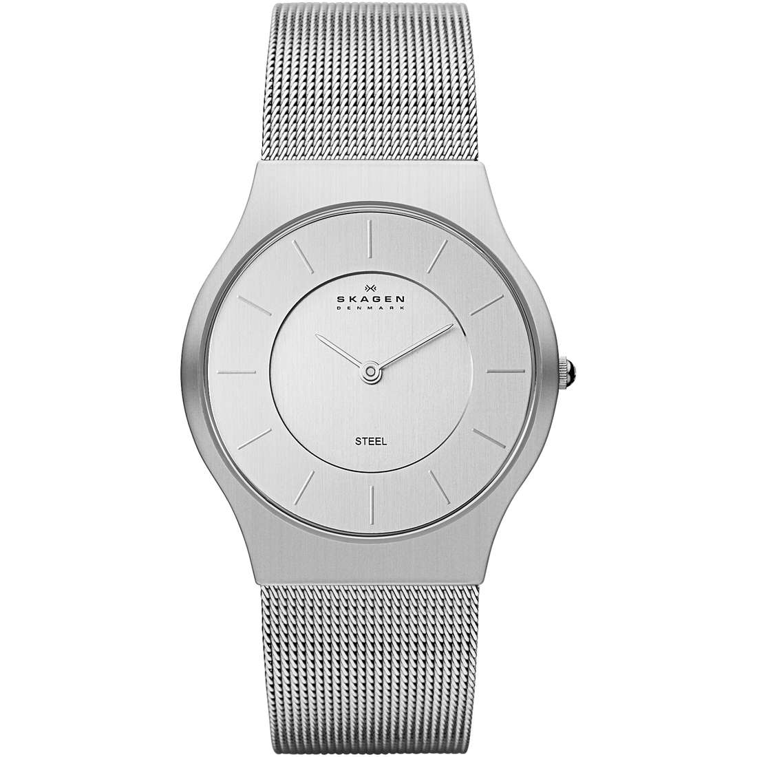 watch only time man Skagen 233LSS