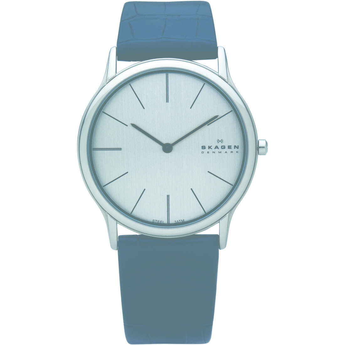 watch only time man Skagen 858XLSLB