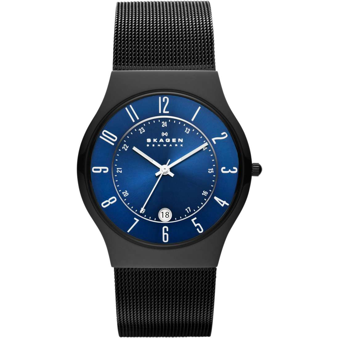 watch only time man Skagen Fall 2013 T233XLTMN
