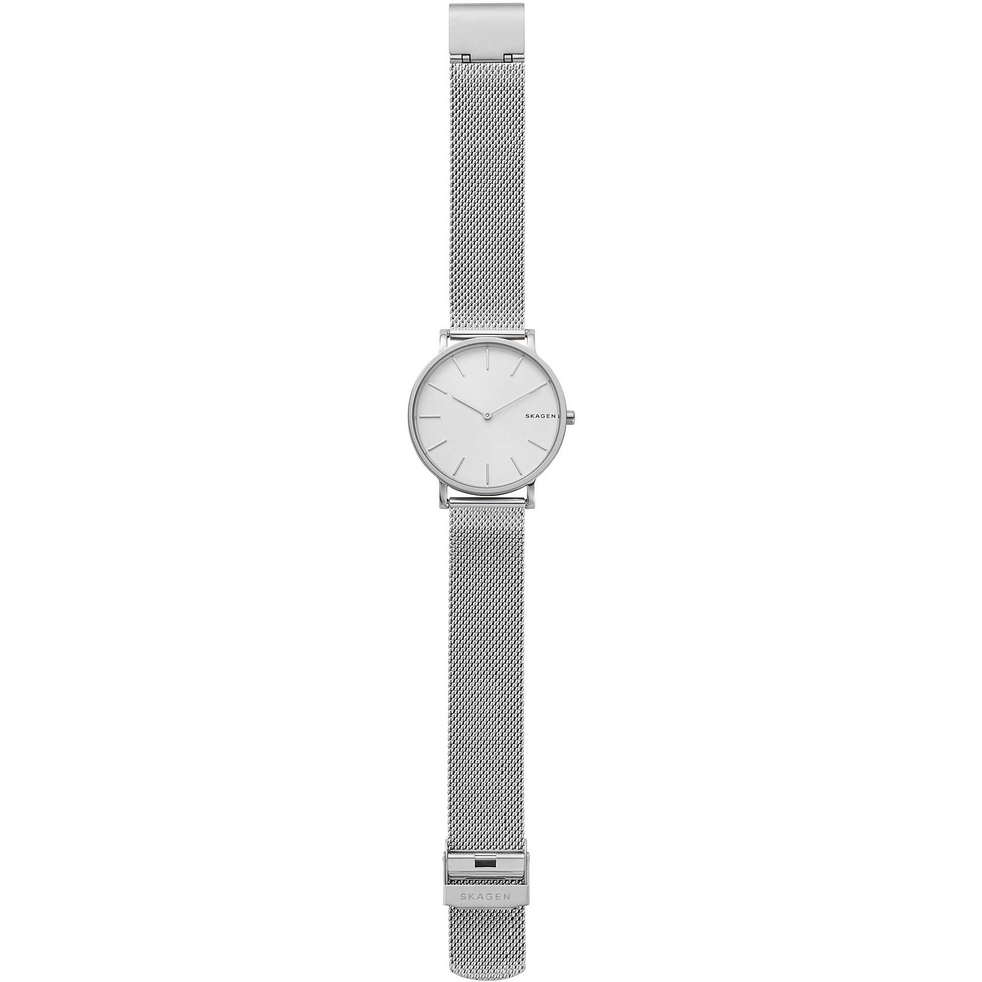 s pdp at johnlewis mesh watch silver watches strap hagen online bracelet buyskagen white main rsp men skagen