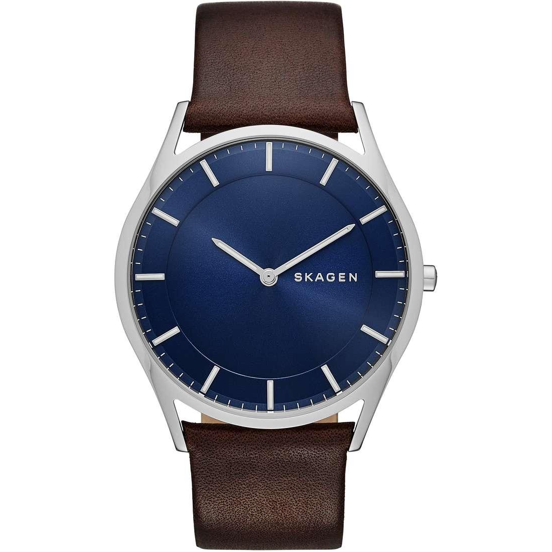 watch only time man Skagen Holst SKW6237
