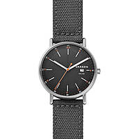 watch only time man Skagen Signatur Solar SKW6452