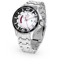 watch only time man Strumento Marino Hurricane SM116MB/SS/BN