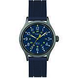 watch only time man Timex Allied Pu TW2R61100