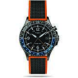 watch only time man Timex Allied Three Gmt TW2R70600