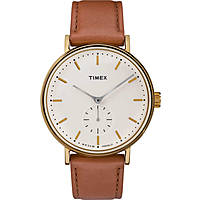 watch only time man Timex Fairfield Sub Second TW2R37900