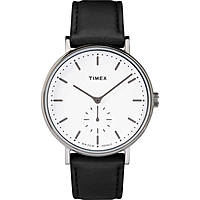 watch only time man Timex Fairfield Sub Second TW2R38000