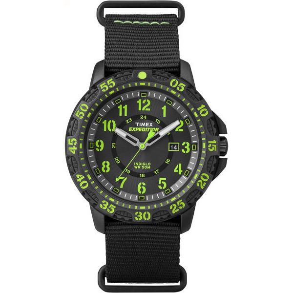watch only time man Timex Rugged Gallatin TW4B05400