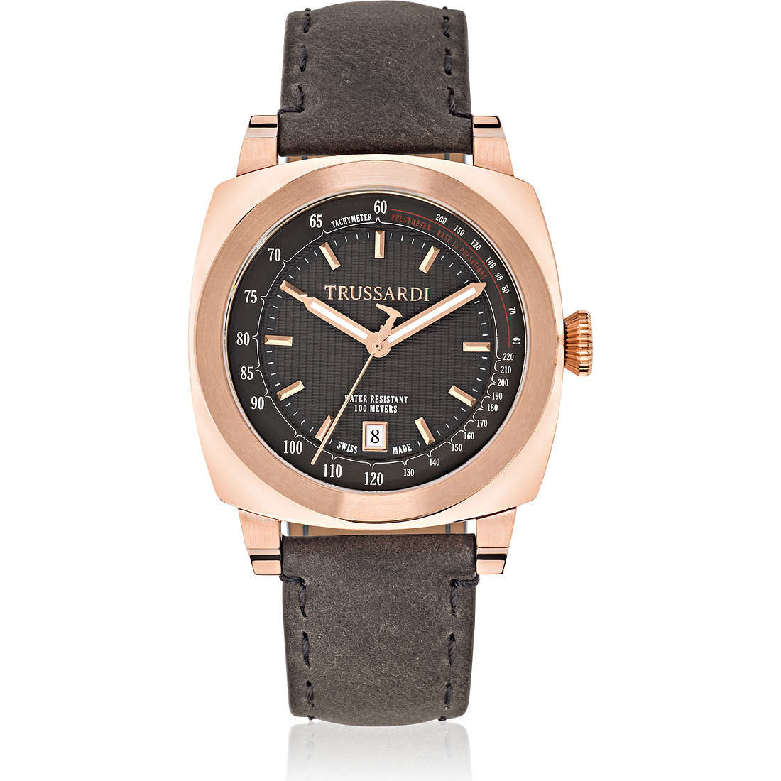 watch only time man Trussardi 1911 R2451102001