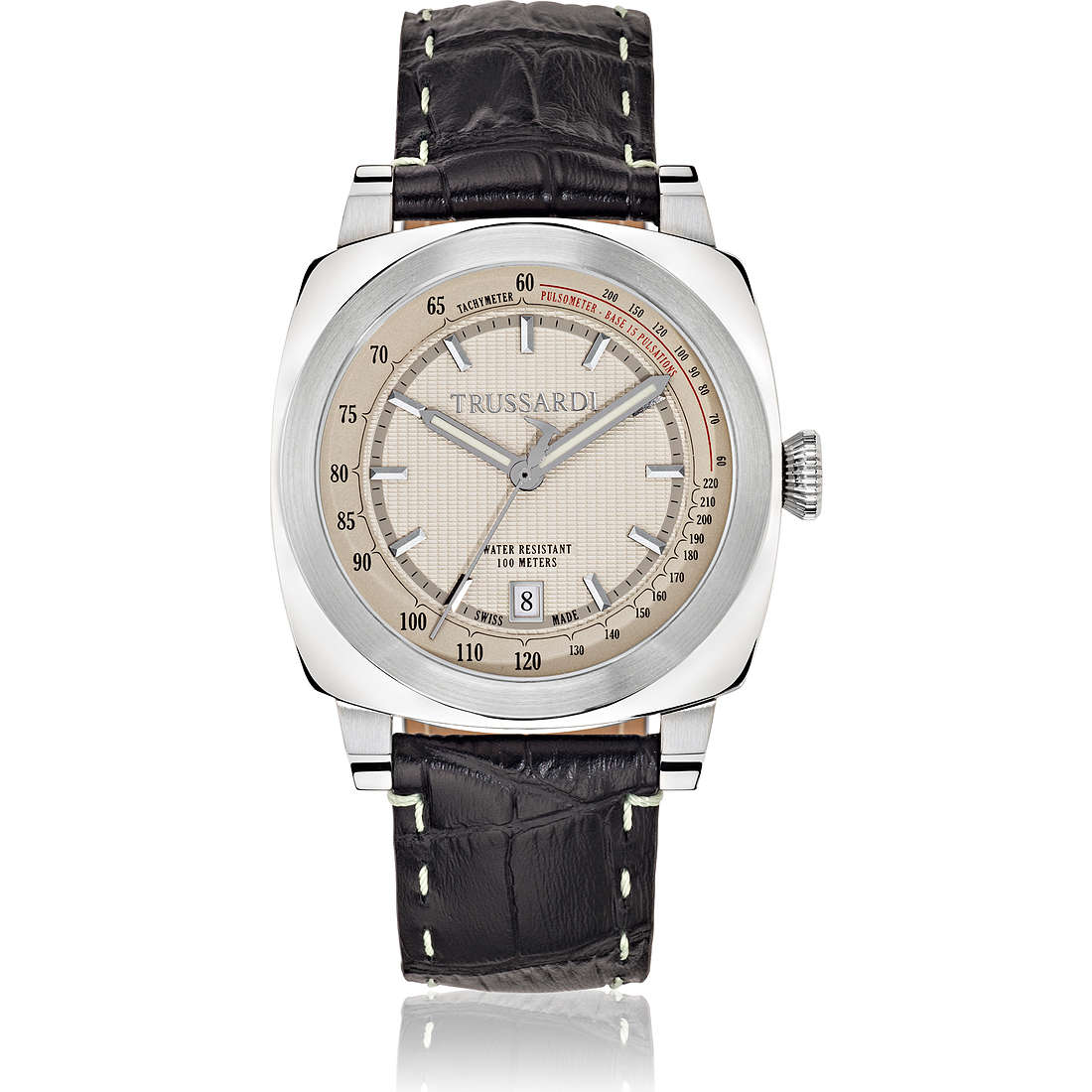 watch only time man Trussardi 1911 R2451102002