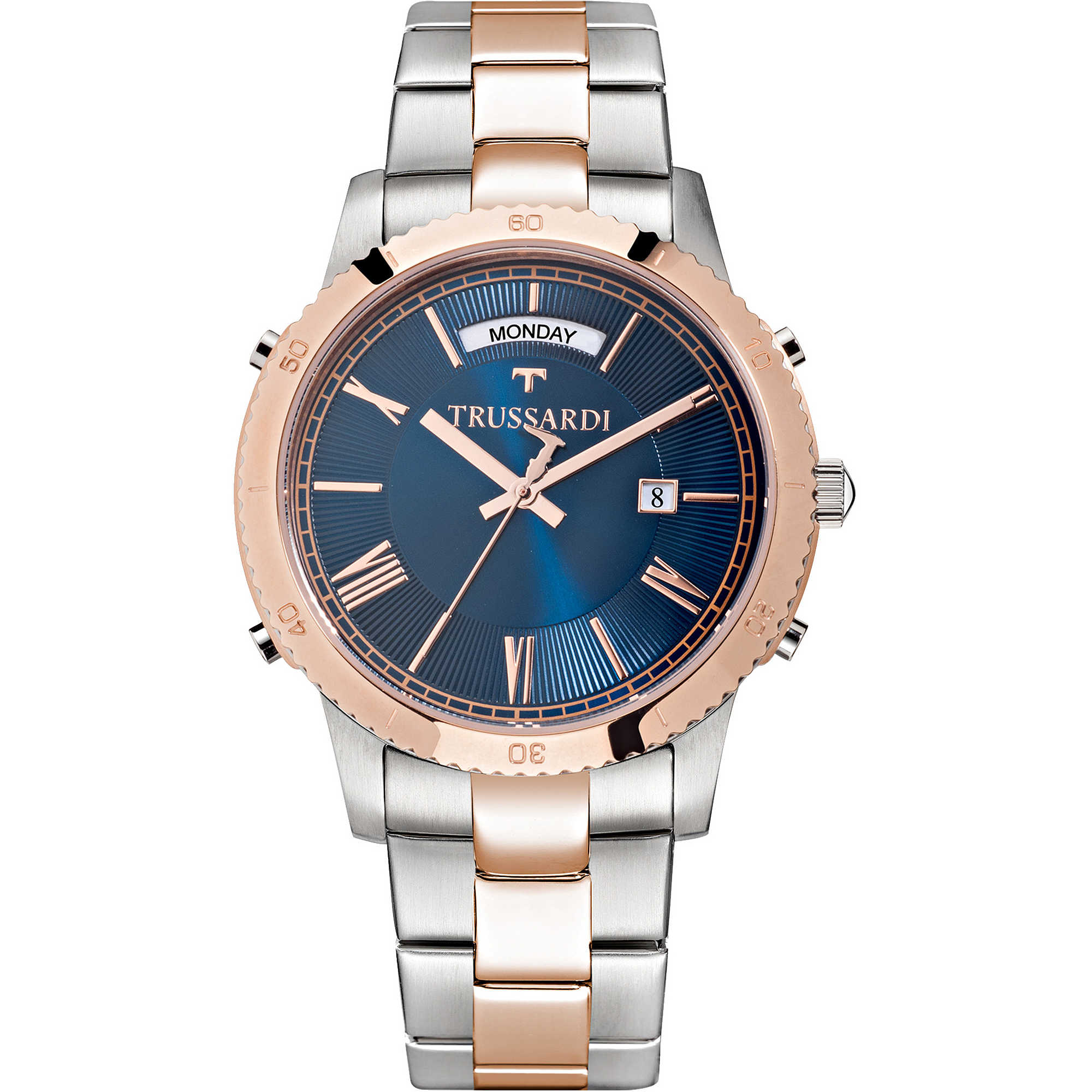 watch only time man Trussardi Heritage R2453117002 only time Trussardi 489e08cffc0