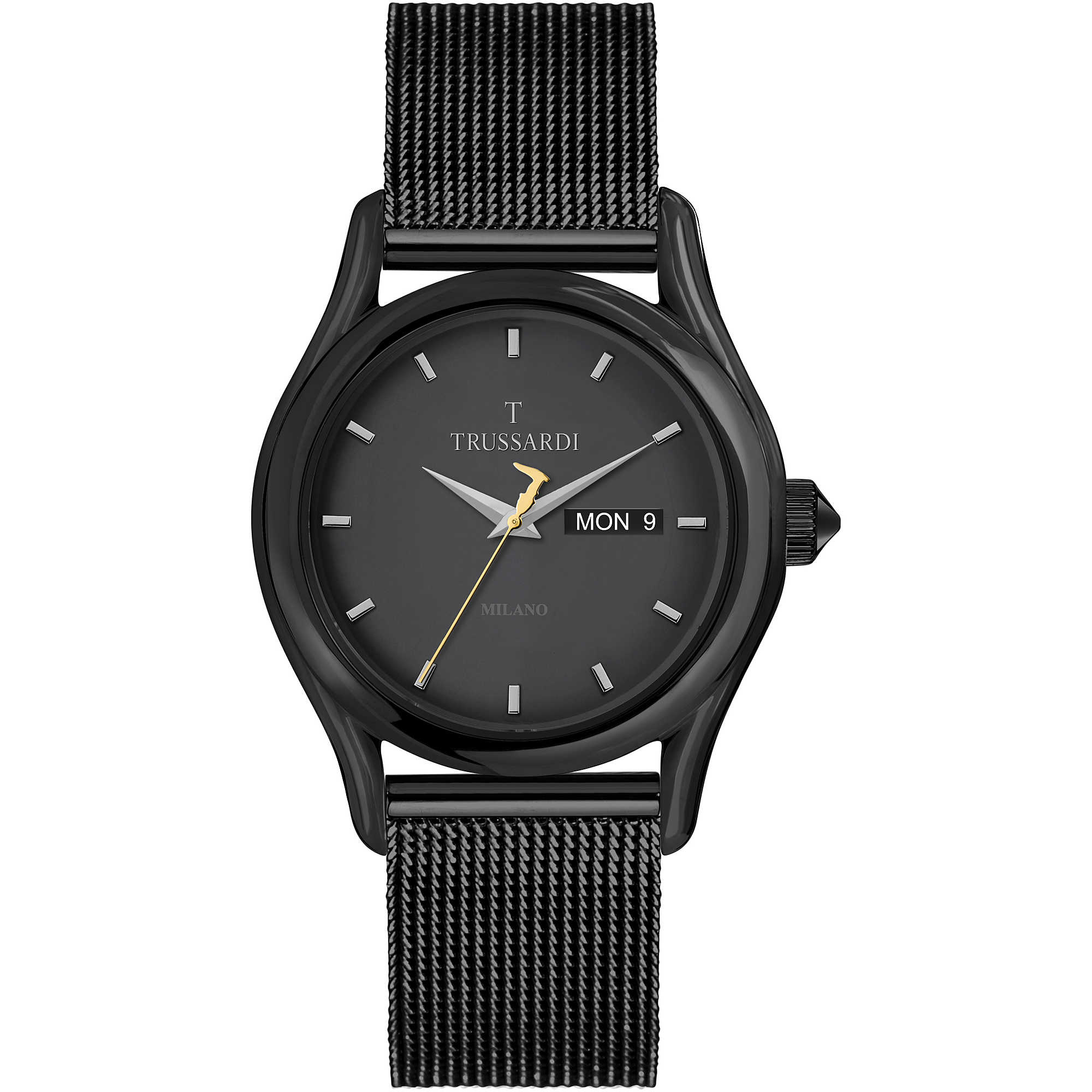 watch only time man Trussardi T-Light R2453127012 only time Trussardi a9fbaaf161c