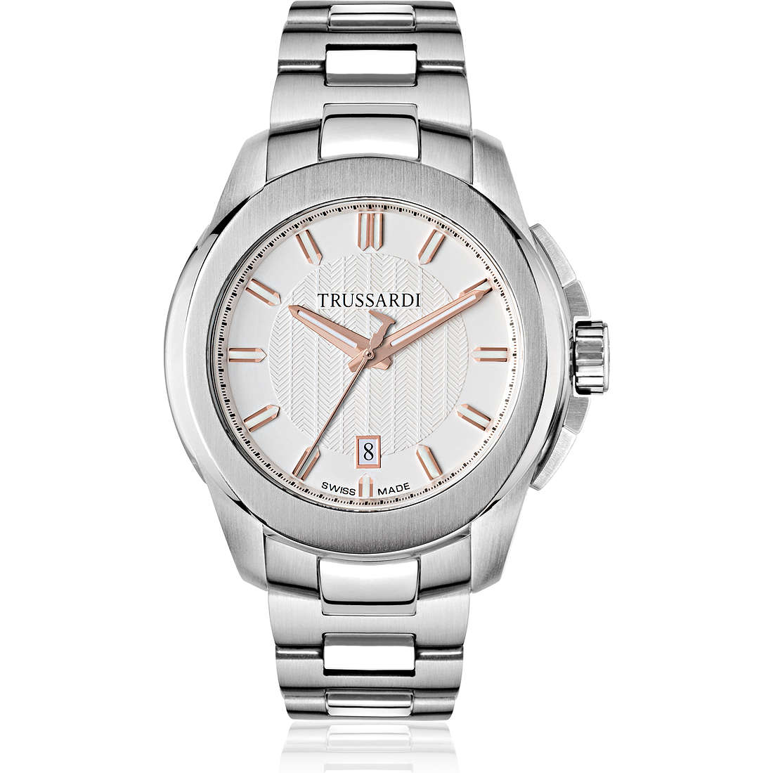 watch only time man Trussardi T01 R2453100001