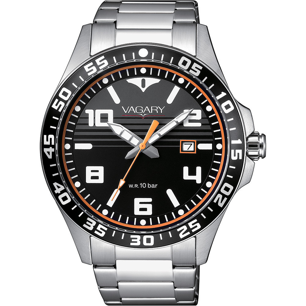 watch only time man Vagary By Citizen Aqua 39 IB7-317-51